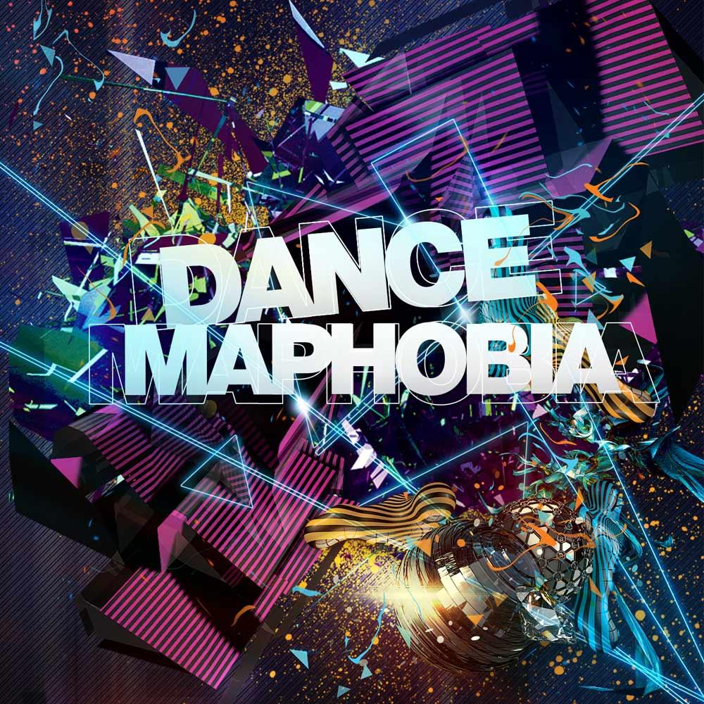 album cover design EDM