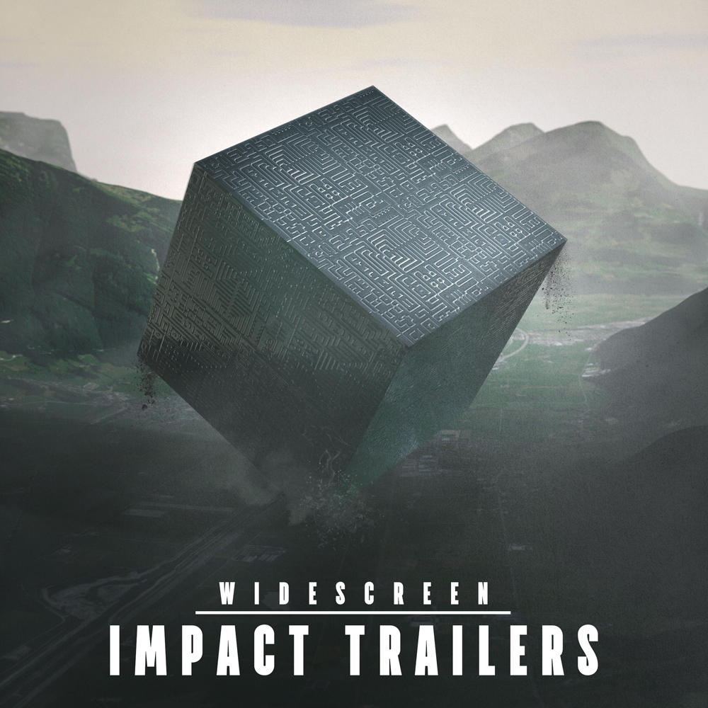 Impact Trailer music album cover