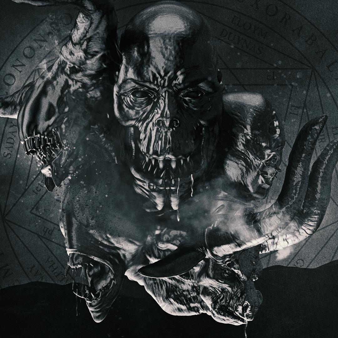 metal album cover design artwork