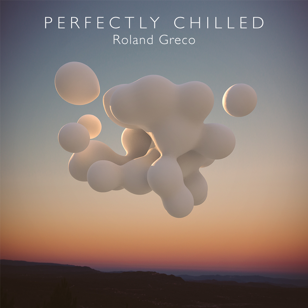 Perfectly Chilled album cover artwork design