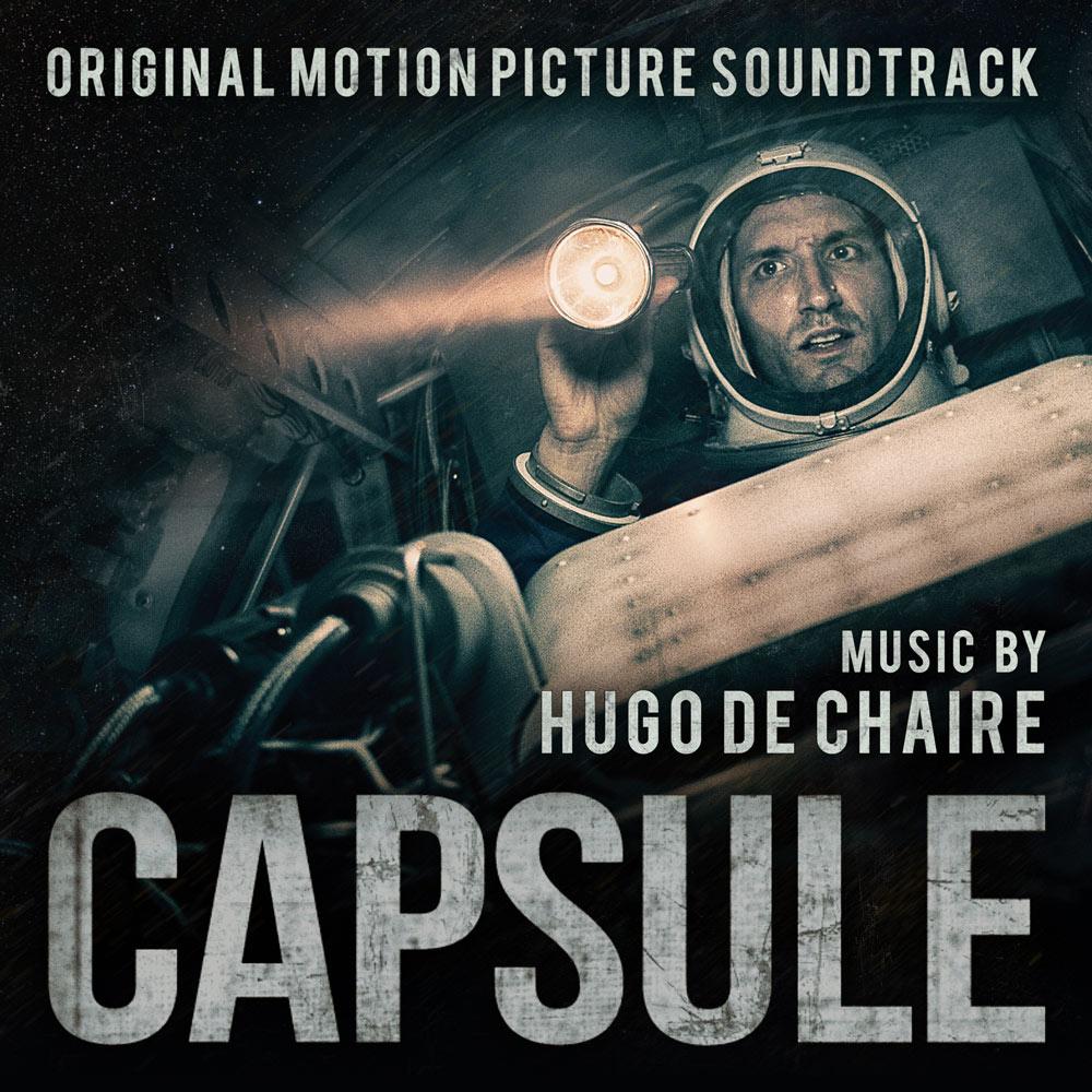 Movie soundtrack album cover
