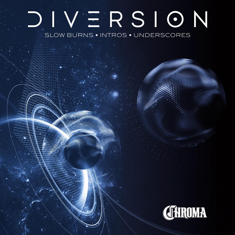 Diversion trailer music album cover artwork