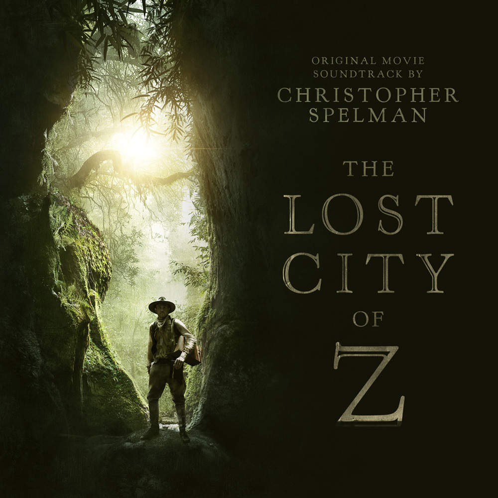 The Lost City of Z OST
