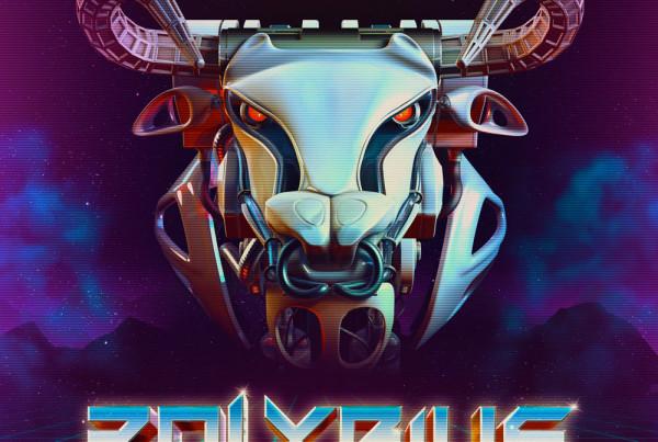 Polybius Llamasoft Playstation 4 game