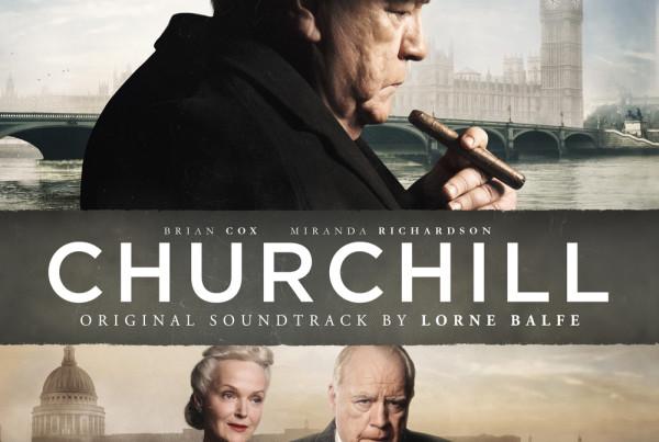 Chruchill OST movie soundtrack album