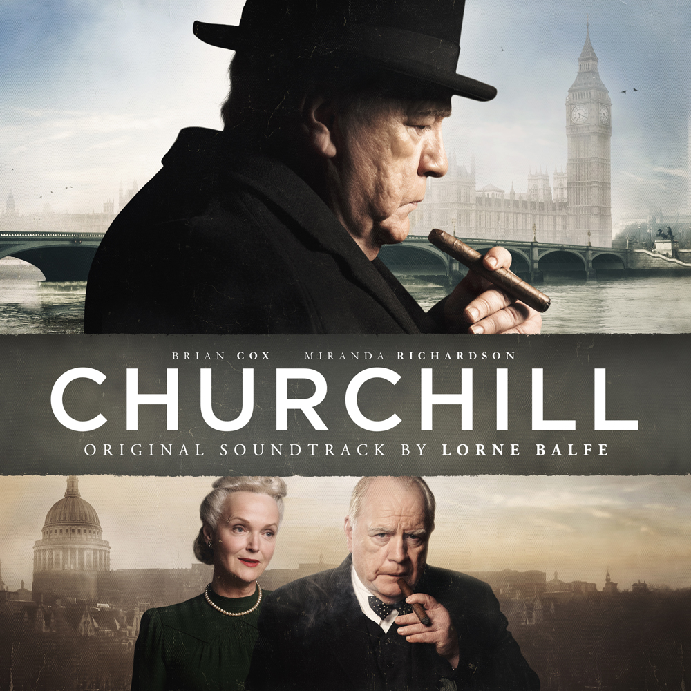 Chruchill OST movie soundtrack album