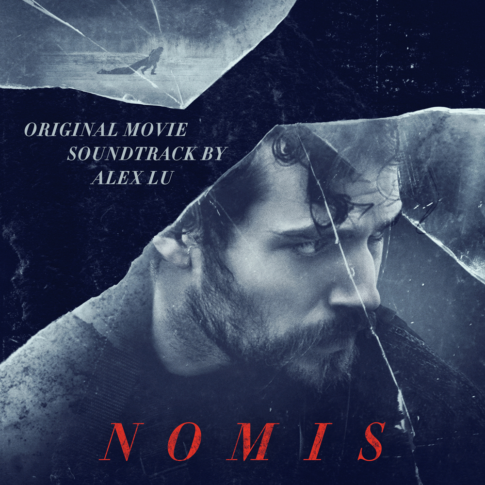 Nomis movie soundtrack album cover design