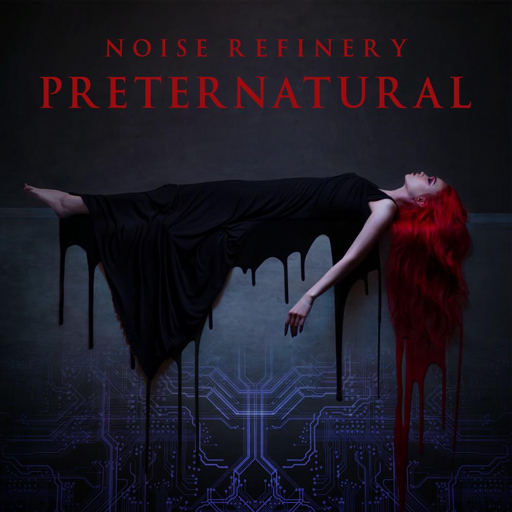 library production music trailer album cover design