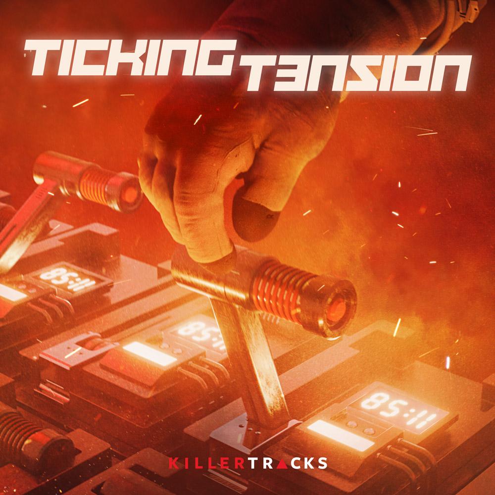 Trailer music album cover design