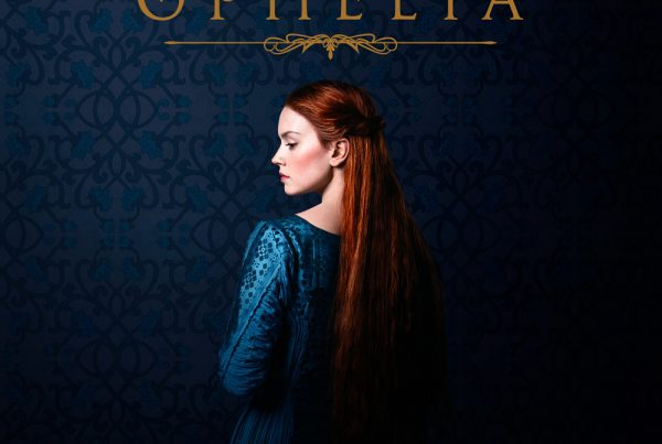 Ophelia movie soundtrack album cover design